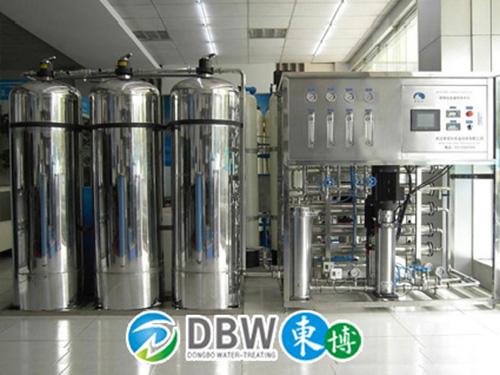 医用纯水机透析超纯水机