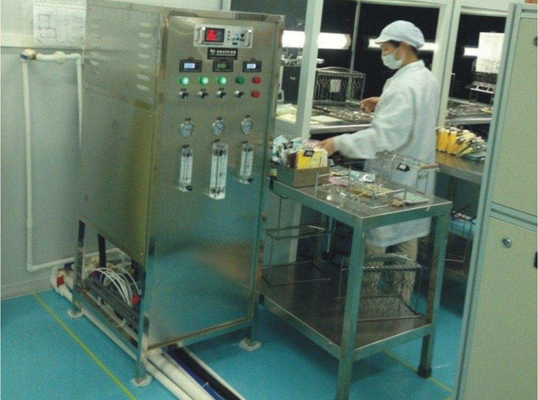 检验科中央供水超纯水机,