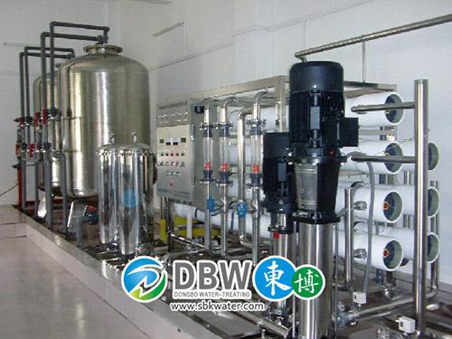 化学化工用工业超纯水机