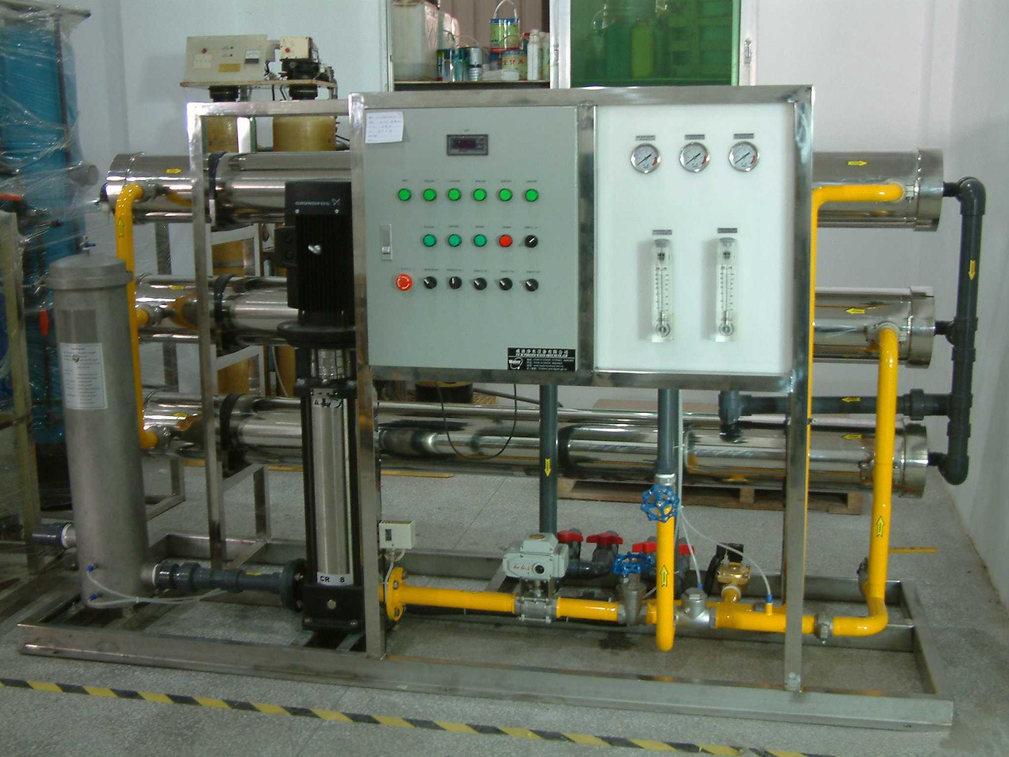 电子电路用工业超纯水机