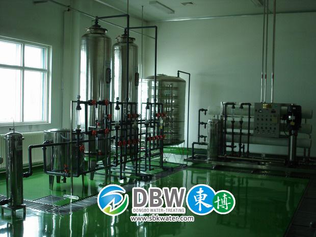 食品饮料用工业超纯水机,