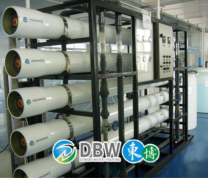 医药生物用工业超纯水机