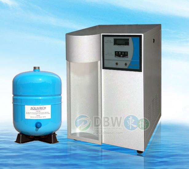 生化仪配套专用超纯水机,